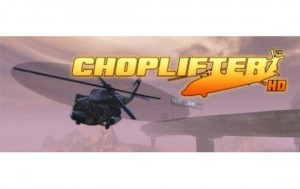 Choplifter HD Steam Logo