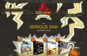 Indie Royale Serious Sam