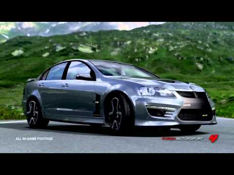 See The Feb 7th 2012 Forza 4′s ALMS Pack In Motion With This Glossy Trailer