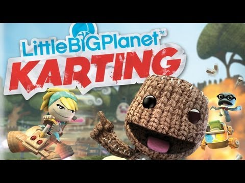 Little Big Planet Goes Karting With This Announcement Trailer