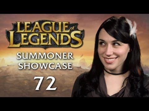 Check Out All Your Handywork In This League Of Legends Summoner Showcase Video #72