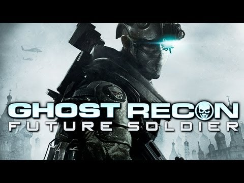 Incoming! Ghost Recon: Future Soldier Trailer Spot And Guerrilla Mode Videos Are Here