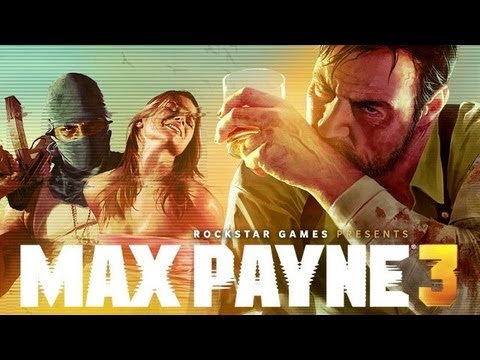 Max Payne 3 Slows Down For This Bullet Time Trailer