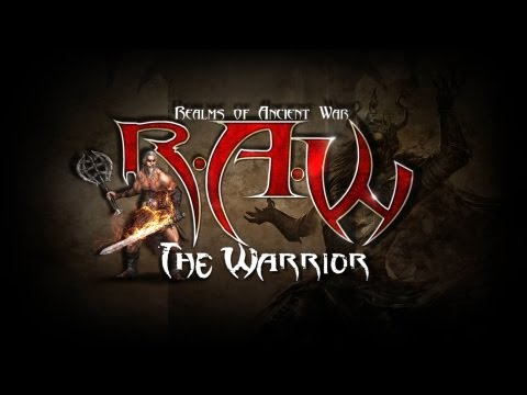 Check Out The Warrior Class In This Latest Realms of Ancient War Video