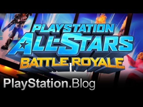 Are You Ready To Thrown Down With The PlayStation All-Stars Battle Royale?