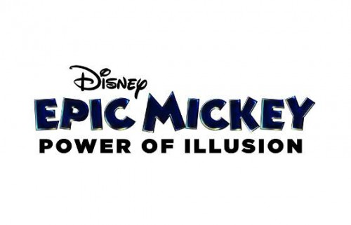 Disney Epic Mickey Power of Illusion (3DS) Logo