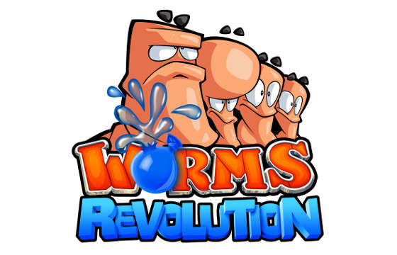 WormsRevolutionLogo