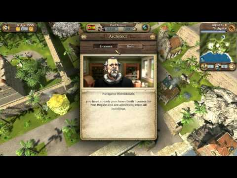 Check Out How To Play Port Royale 3 With This Third Video Economy & Politics