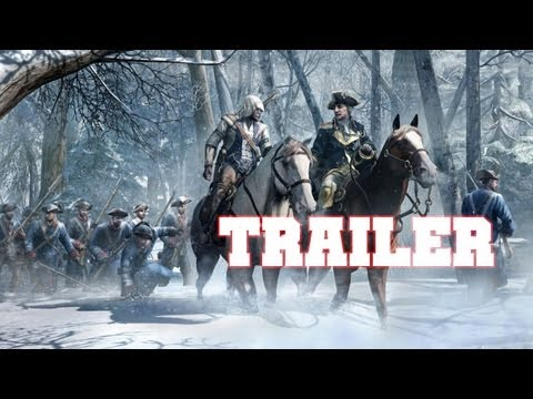 Assassin's Creed 3 Outsider Trailer Assassinates All Other Pre-Alphas