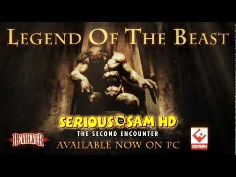 After Seven Long Years Serious Sam HD: The Second Encounter (PC) – Legend Of The Beast DLC Is Released