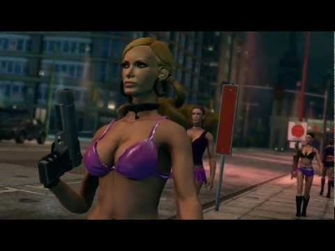 Saints Row: The Third Wants You To Get Naughty With This Penthouse DLC Pack