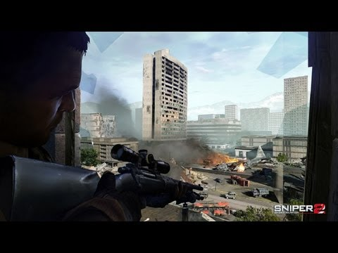 Sniper: Ghost Warrior 2 Goes Out Of The Leafy Forest And Into The Urban Jungle With This Sarajevo Combat Trailer