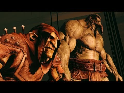 Get Green With Envy By Watching This Of Orcs And Men E3 2012 Trailer Today!