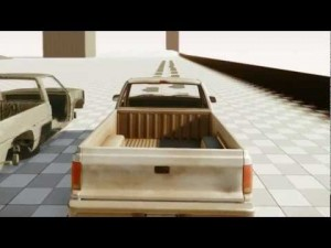 You Need To Check Out These Car Crashes Using Soft Body Physics In CryEngine 3