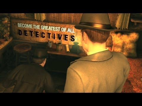 Step Into The Shoes Of The Greatest Detective Ever With This E3 2012 Trailer For The Testament Of Sherlock Holmes