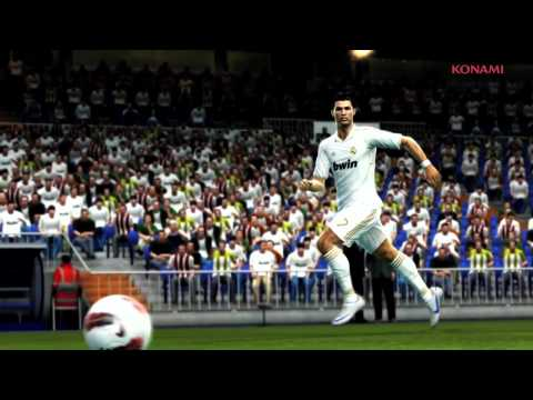 Soccer Fans Pro Evolution Soccer 2013 Has An E3 2012 Trailer For You