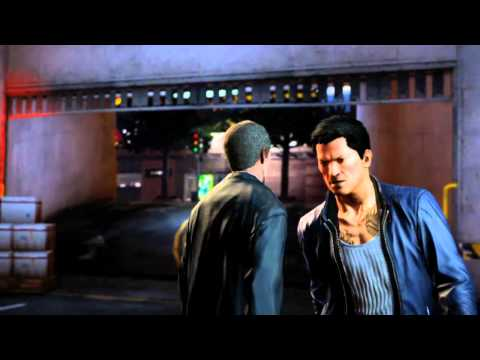 This Sleeping Dogs Trailer Is Tearing Up E3 2012