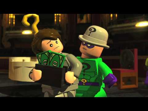 The Minifigs Finally Get To To Show Off Their Vocal Talent In This LEGO Batman 2: DC Heroes Trailer