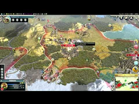 As The Gods And Kings Expansion For Civilization V Releases Catch Up With These Two Trailers