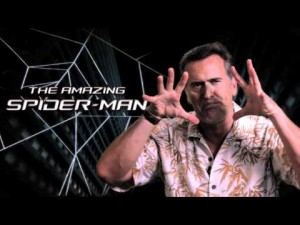 It Wouldn't Be The Amazing Spider-Man Videogame Without Bruce Campbell