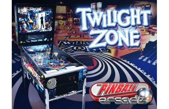 Project Pinball Arcade Twilight Zone
