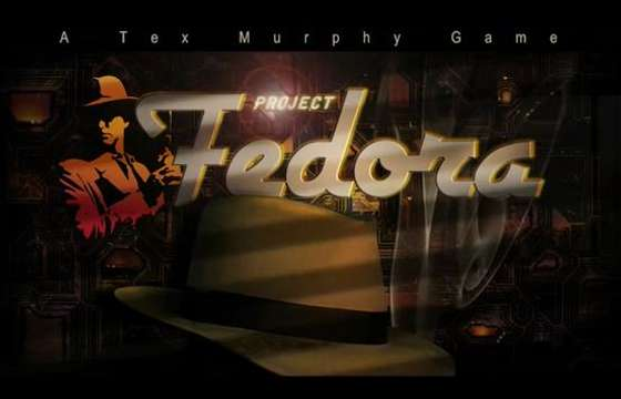 Project Tex Murphy Fedora Project