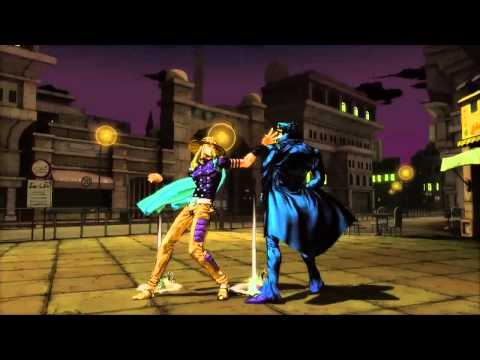 JoJo's Bizarre Adventure: All-Star Battle Hints At A PlayStation 3 Rumble