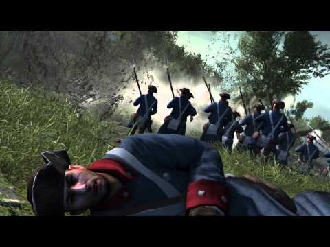 Check Out This Assassin's Creed 3 - Independence Trailer Just In Time For The 4th Of July!