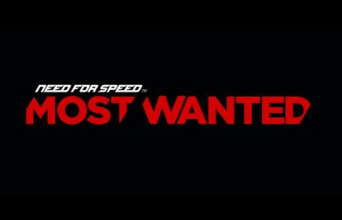 NFS Most Wanted Logo