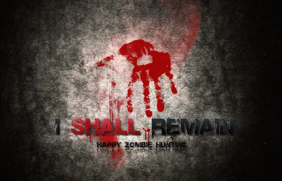 I Shall Remain Logo
