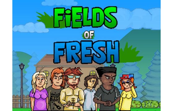 Fields of Fresh On Kickstarter