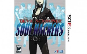 Shin Megami Tensei - Devil Summoner - Soul Hackers Box Art Header