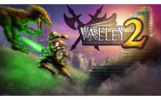 A Valley Without Wind 2 Logo
