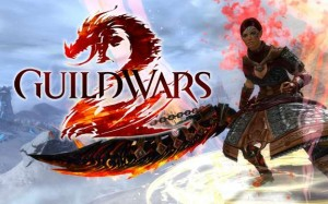 Guild Wars 2 Flame and Frost Third Update Header Logo