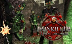 Painkiller Hell and Damnation Zombie Bunker DLC Header