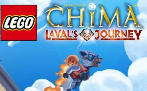 LEGO Legends of Chima Lavals Journey Logo Header