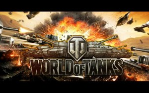 World of Tanks Header Logo