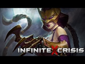 Infinite Crisis Open Beta May 8th, Meanwhile Check Out Gaslight Catwoman
