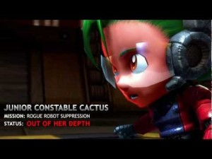 Assault Android Cactus Brings Twin Stick Fun To Steam Greenlight