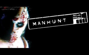 Manhunt Header Logo