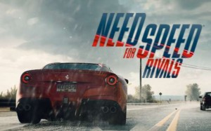Need for Speed Rivals Logo Header