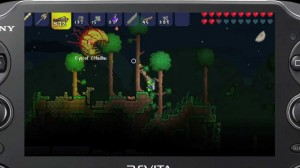 Check Out This Terraria PS Vita Launch Trailer And Screenshots