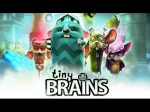 Co-op Puzzler Tiny Brains (PS4) Launches With New Trailer, PC/PS3 Version Coming