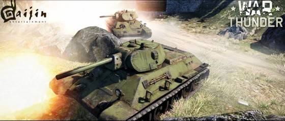 War Thunder Teases Ground Forces Expansion In Explosive Trailer