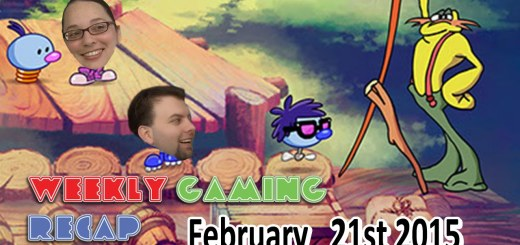 2015-02-21 Weekly Gaming Recap Show