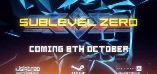 Sublevel Zero (PC) Gives You 6 Degrees Of Descent, Coming Oct 8th 2015