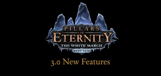 Check Out This Pillars of Eternity (PC) Version 3.0 Update Video