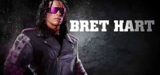 WWE Immortals Adds Bret Hart, Turns Him Into Cyclops Which Is So Damn Perfect!