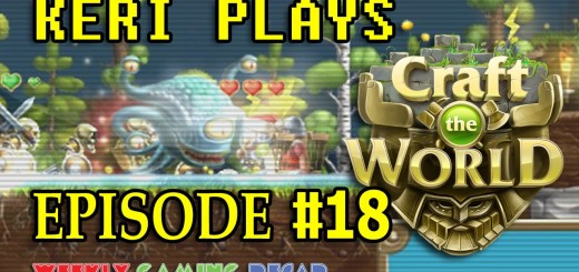 Keri Plays Craft the World v1.2 – Episode 18