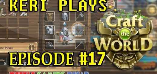 Keri Plays Craft the World v1.2 – Episode 17